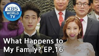 What Happens to My Family? | 가족끼리 왜 이래 EP.16 [ENG, CHN, MLY, VIE]