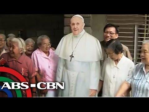 Official memorabilia para sa Pope Francis visit, ilinabas na