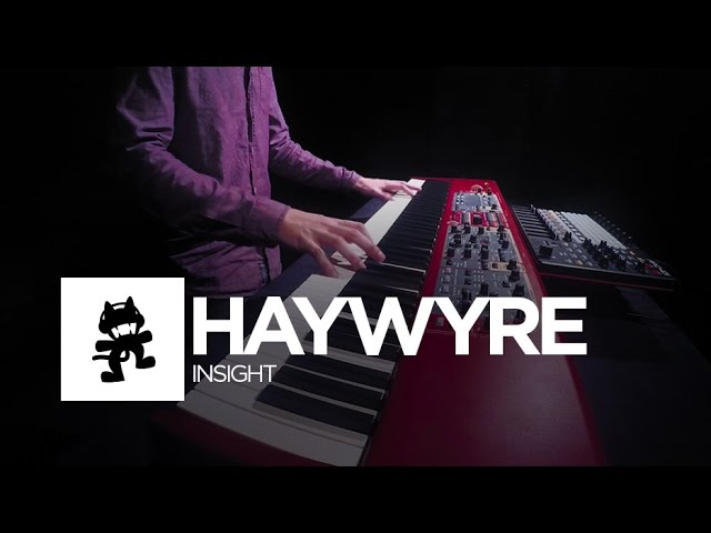Haywyre - Insight (Live Performance) [Monstercat Release]