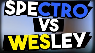 [HardcoreGames] DESAFIO #1 - SpectroPlayer VS. Wesley_TG!
