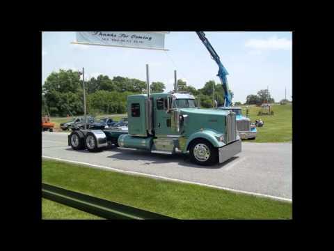 Amos Raber Jr. - The Truckin Song