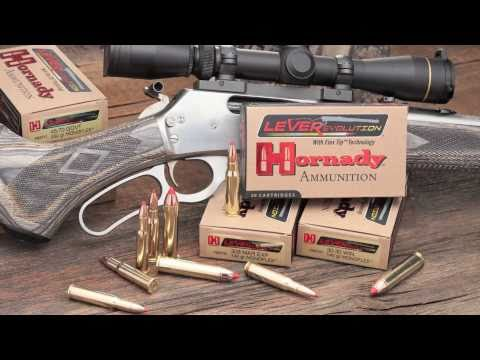 LEVERevolution with MonoFlex Bullets Product Overview from Hornady®