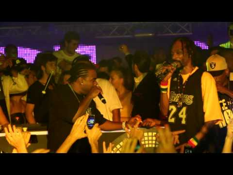 Snoop Dogg in Palais Club Cannes