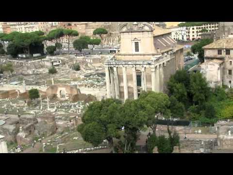 Bella Roma - Rom, Rome, Colosseum, Trevi, St. Peter's, il papa, benedict, forum