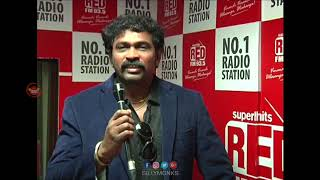 Dalapathi Song Launch @ Red FM - Shreya Ghoshal Song