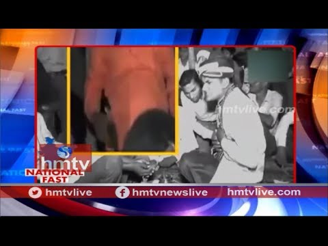 Groom Killed During Celebratory Firing In UP's Lakhimpur | National Fast | Telugu News | Hmtv