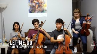Download Lagu LET ME GO | Hailee Steinfeld + Alesso || JHMJams Cover No.173 Gratis STAFABAND