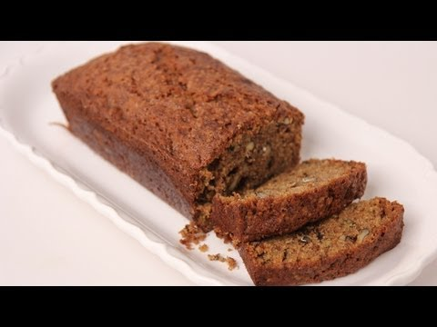 Homemade Zucchini Bread Recipe - Laura Vitale