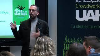 La farsa de las startups - Javier Lopez Menacho