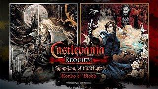 CASTLEVANIA SYMPHONY OF THE NIGHT ANUNCIADO PARA PS4!!! CASTLEVANIA REQUIEM