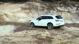 "q7 ""offroading"" in sand 2"