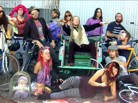 Hugo & Treats - Keep Pedalling (Bicycle Hip Hop) Music Videos