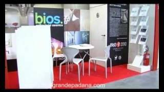 Bios, Antibacterial Ceramic