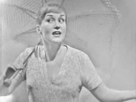 Kabaret Starszych Panów - Barbara Krafftówna - Wesoły deszczyk