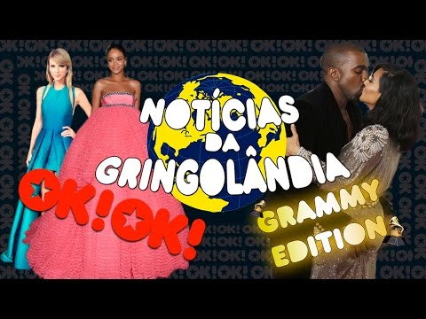 Gringolândia Especial Grammy: Com Rihanna, Taylor Swift E Muito Kanye West video