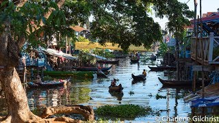 Kampong Pluk Village Cambodia - Mike Browne