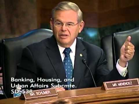 Senator Menendez Questions FEMA Administrator Fugate about Flood Insurance Premiums