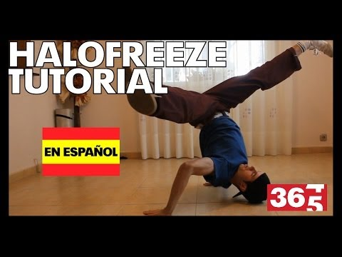 Tutorial - Halo Freeze   Hong10 (break Dance) video