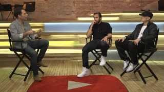 The Southpaw Sessions Round 2 with Eminem and Jake Gyllenhaal