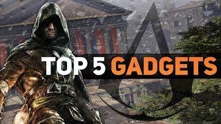 Assassin's Creed - Top 5 Gadgets/Tools