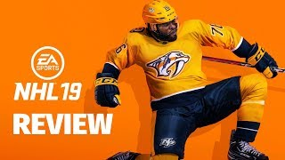 NHL 19 Review - Rippling the Twine in Style