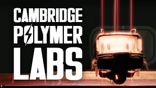 The Full Story of Cambridge Polymer Labs and the Piezonucleic Power Armor - Fallout 4 Lore