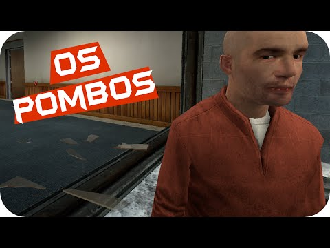Garry's Mod: Hide And Seek - Os Pombos