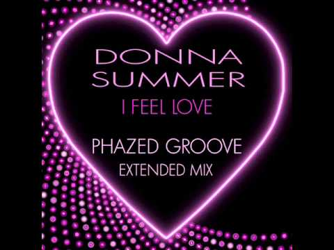 Donna Summer - I Feel Love 2013 (Phazed Groove Extended Mix)