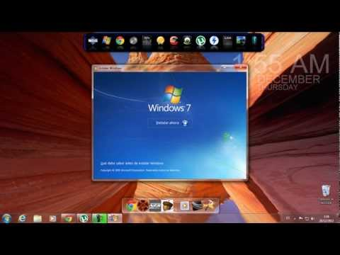 COMO DESCARGAR Y INSTALAR WINDOWS 7 HOME PREMIUM DE 32 Y 64 BIST + ACTIVADOR