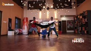 Desi Hoppers | Bindass Naach Dance | Shantanu Maheshwari | Nimit Kotian | Macedon D'mello