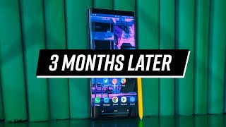 Galaxy Note 9 Three Months Later - How Much Better Did It Get?