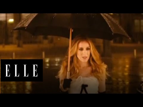 ELLE Cover Shoot - SJP, Inc.