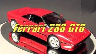 1/18 1984 Ferrari 288 GTO custom built