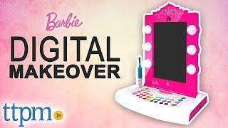 Barbie Digital Makeover App [REVIEW] | Mattel Toys & Games