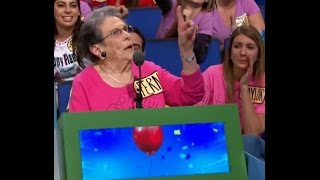 """99 year old grandma Fern on """"The Price is Right"""""""
