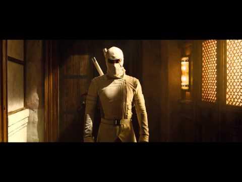 《特種部隊2:正面對決》蛇眼vs.白幽靈