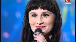 Украина має Талант-Оксана Самойлова (год спустя)