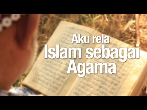 Ceramah Agama: Aku Rela Islam Sebagai Agama - Ustadz Ahmad Zainuddin, Lc.