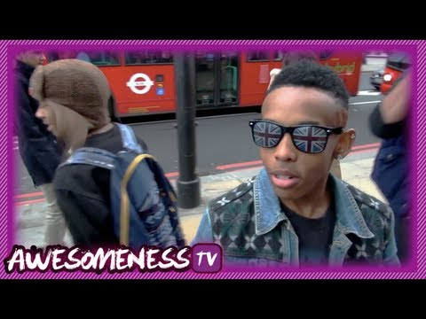 Mindless Takeover - Mindless Behavior Go Shopping in London - Mindless Takeover Ep. 12