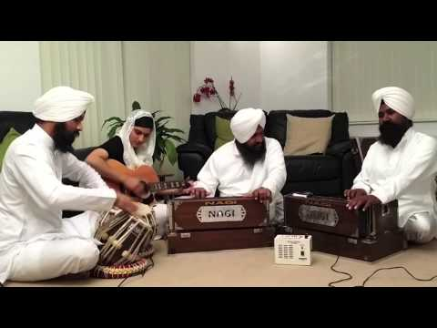 Lakhi Jungle Khalsa - Bhai Harcharan Singh Ji Khalsa (hazoori Ragi Sri Darbar Sahib) Coventry Uk video