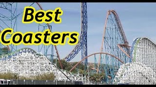 9 Best Roller Coasters at Six Flags Magic Mountain