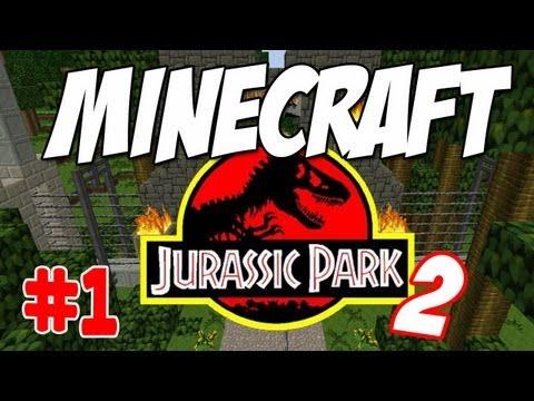 Christian's Jurassic  Park - Part 1 - New Park, New Series!