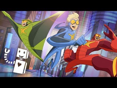 QUICK LOOK - Stretch Armstrong and the Flex Fighters