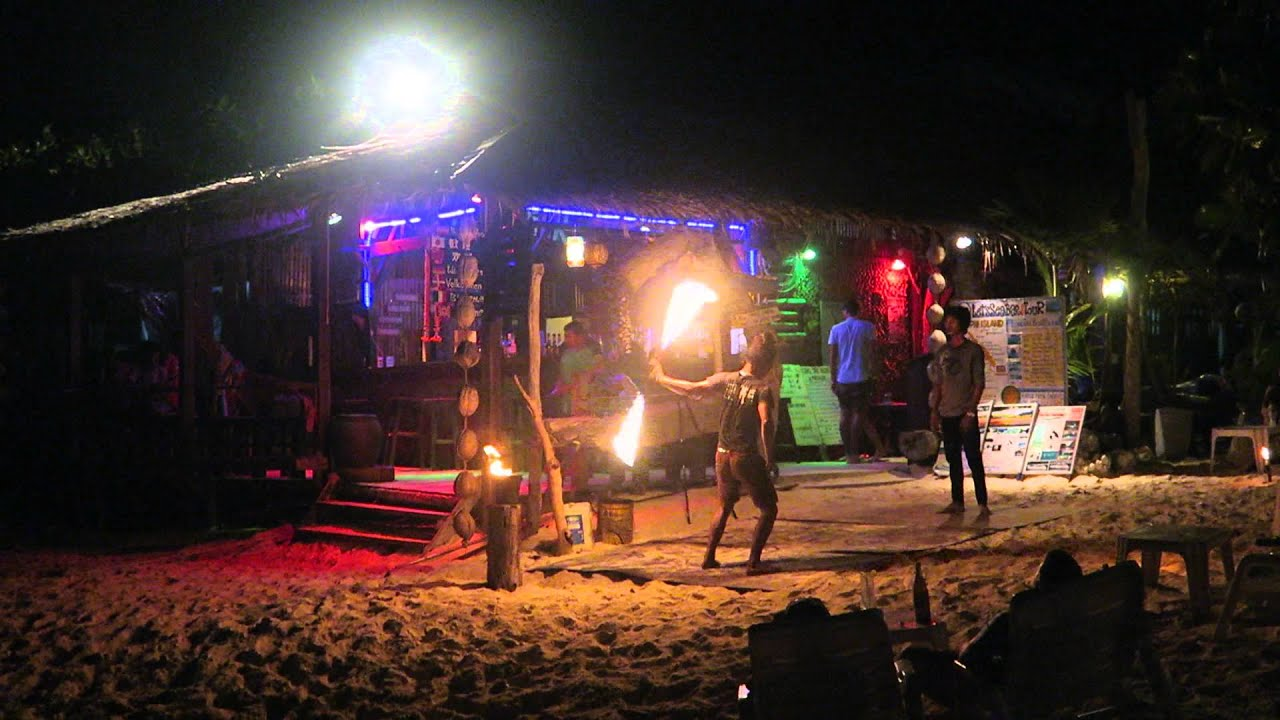 Koh Phi Phi Nightlife Nightlife on Long Beach in Koh