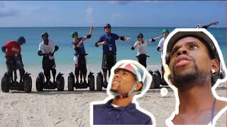Segway Riding In The Cayman Islands | Cayman Islands Vlogs