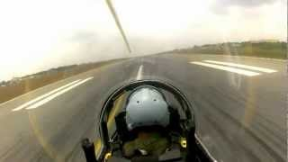 Naval Tejas first flight video