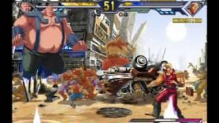 HnK casual: Mr. Heart vs Kenshiro 1