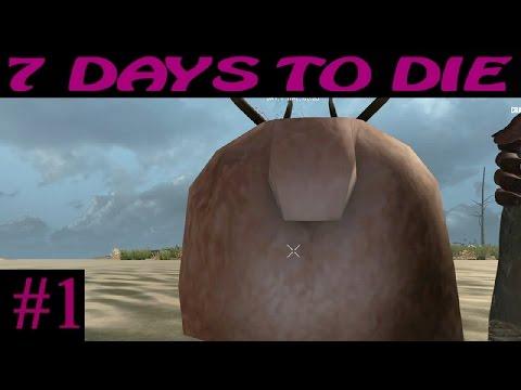 7 Days to Die ► Начало ►#1 (16+)
