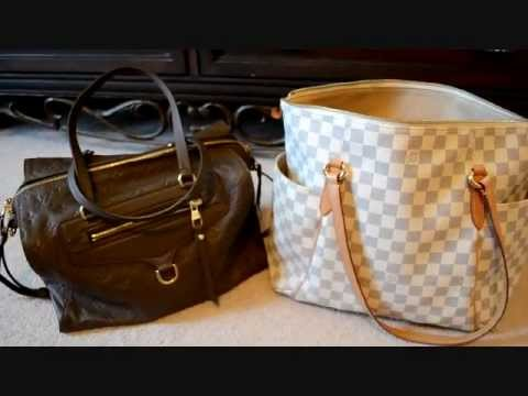 Viewer Request: Louis Vuitton Lumineuse PM vs. Totally MM Comparison Review
