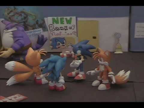 Sonic Stop Motion Adventures Special: Timeline Paradox